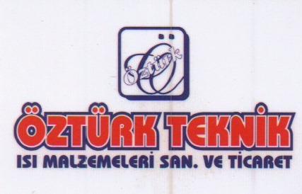 Öztürk Teknik Isı Malzemeleri San.ve Tic.