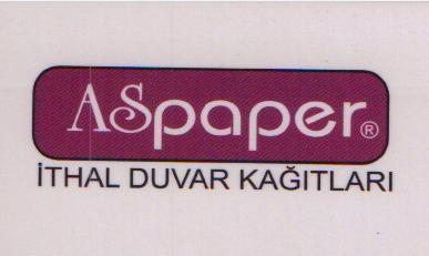 As Paper İthal Duvar Kağıdı
