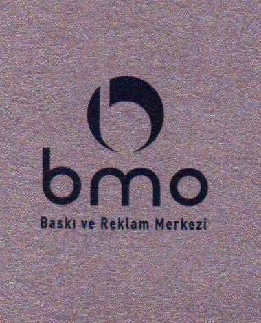 BMO Baskı & Reklam Merkezi