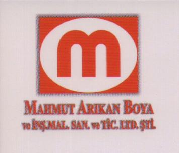 Mahmut Arıkan Boya ve İnş.Malz.San.Tic.Ltd.Şti.