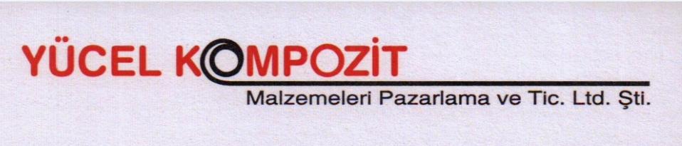 Yücel Kompozit Malzemeleri Pazarlama Tic.Ltd.Şti.